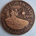 Ski for Light Medal picture