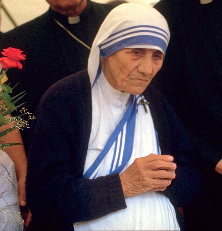 MotherTeresa and Parents of Special Needs Children