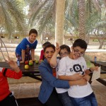 A Treasure Hunt into the Heart of Special Needs Children at the Royal Stables