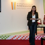 My first Abu Dhabi International Book Fair 2012