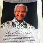 A Poem for Nelson Mandela Our Madiba From Abu Dhabi