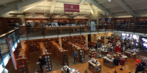Book Launch of Carousel of Life at Stanford Bookstore in California